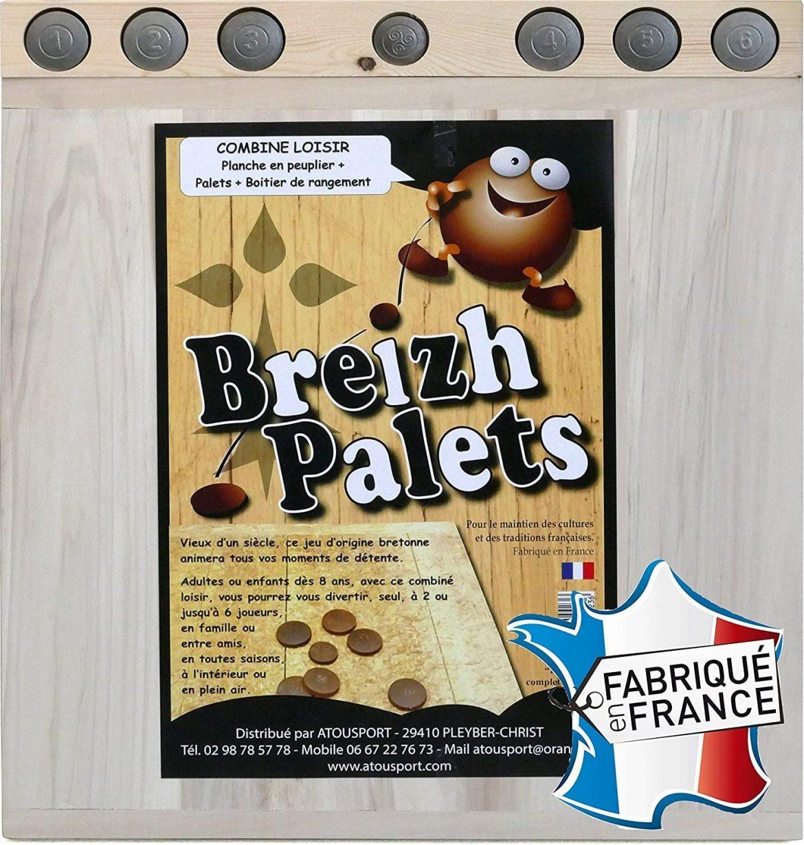 Le jeu du palet breton qu'est-ce que c'est ?