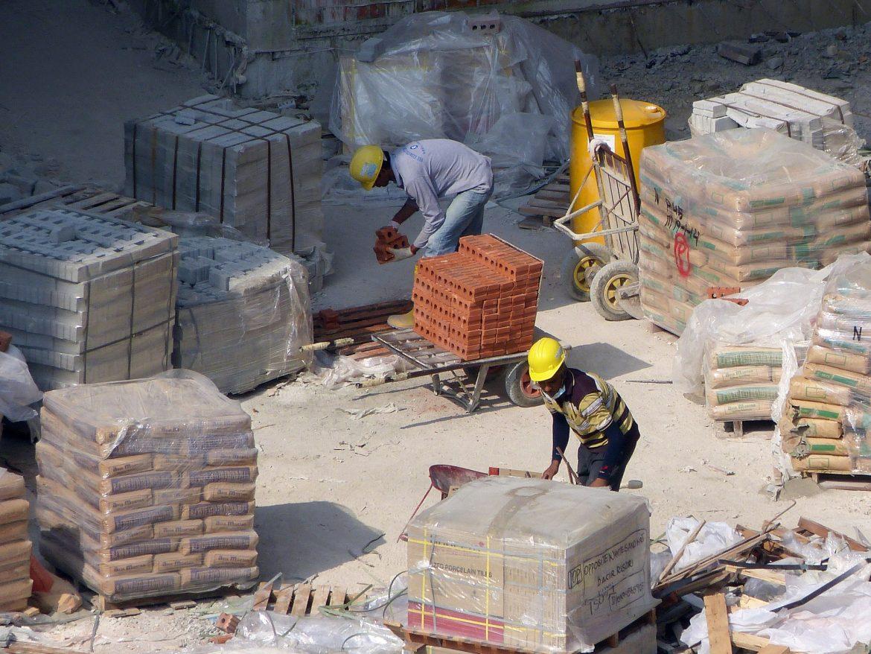Les installations indispensables sur un chantier de construction